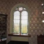 St Andrew's Stenciling