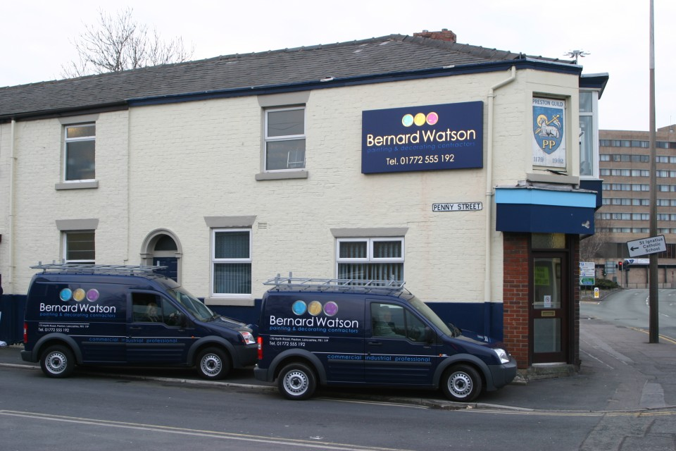 Bernard Watson Office